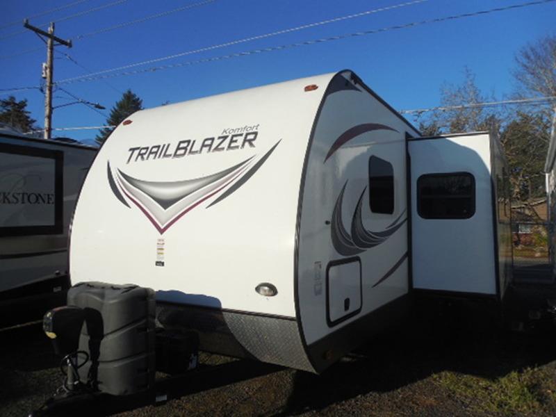 2013 Komfort Trailblazer 2610BH