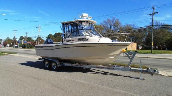 2008 Grady-White Seafarer 226