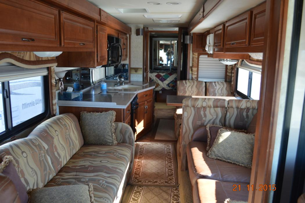 2006 Fleetwood Expedition 38N