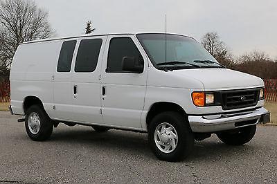 Ford E Series Van E250 2006 250 Econoline Cargo For Sale