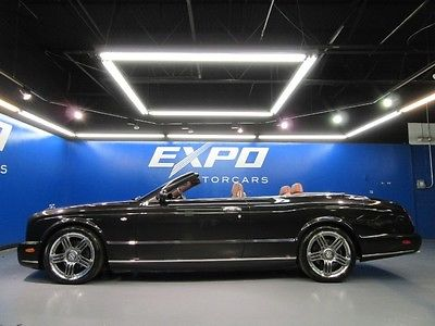 Bentley : Azure Convertible Bentley Azure Convertible 6 Year Service Done Park Distance Camera Nav 11kMiles!