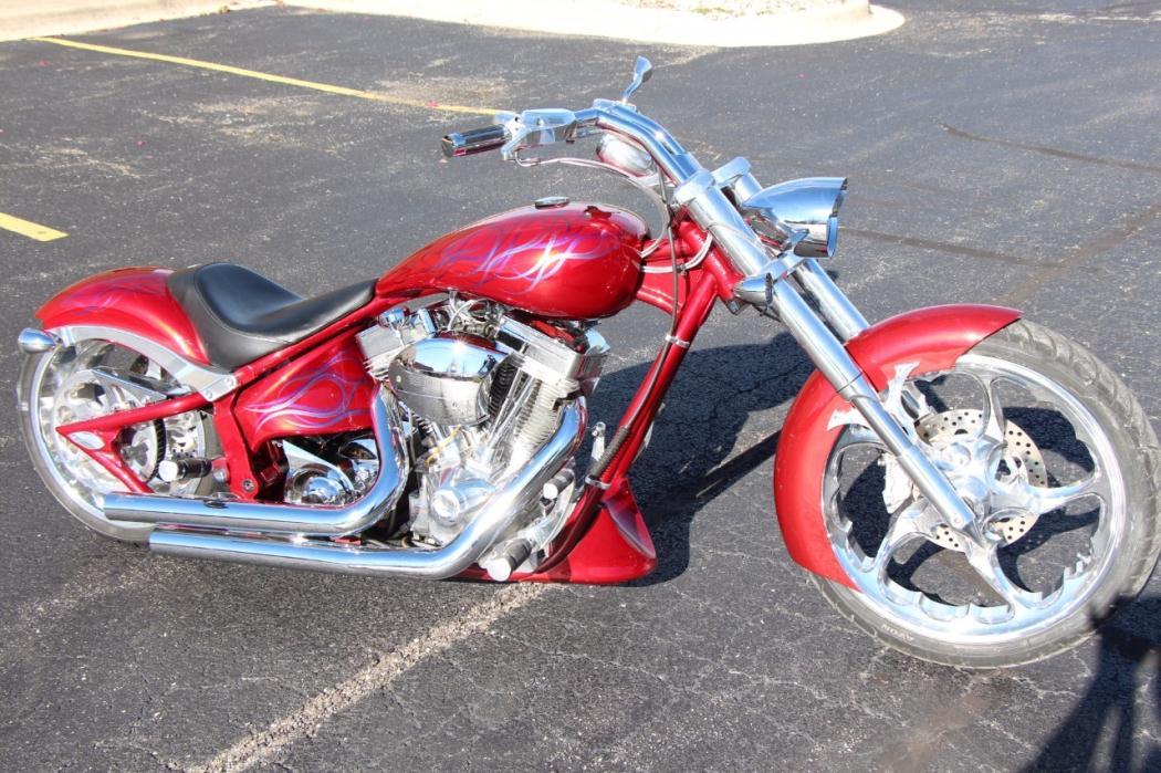 2009 Big Dog Motorcycles Chopper SOFTAIL