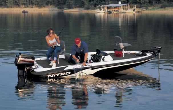 2004 Nitro 640 LX