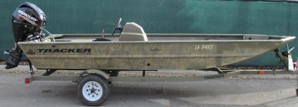 Tracker Grizzly 1648 Sc boats for sale in Missouri