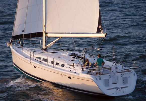 2008 Hunter Marine 49
