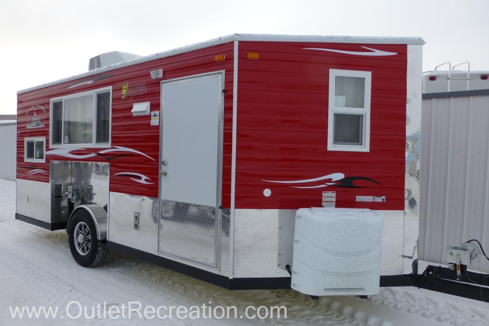 Ice castle rvs for sale for Ice castle fish houses