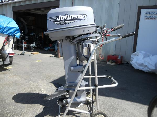 2000 JOHNSON 25hp Engine and Engine Accessories