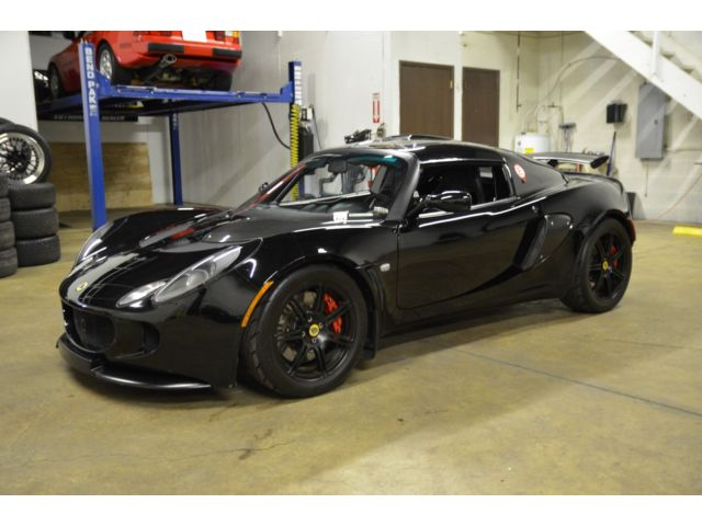 Lotus: Exige Supercharged 2006 lotus exige with katan supercharger full roll cage ap racing brakes more