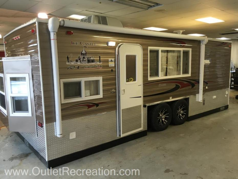 Ice Castle 8x21 Rv Hybrid RVs for sale