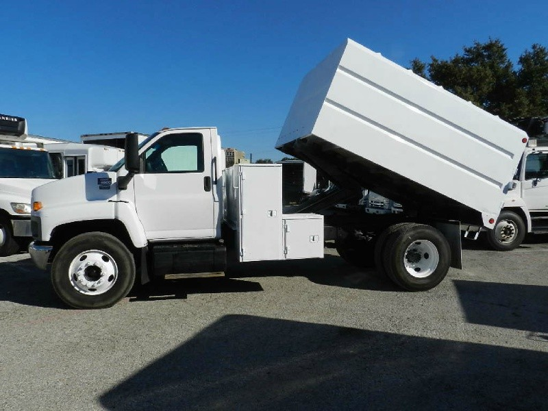 2005 Gmc C6500 Chipper Dump Body