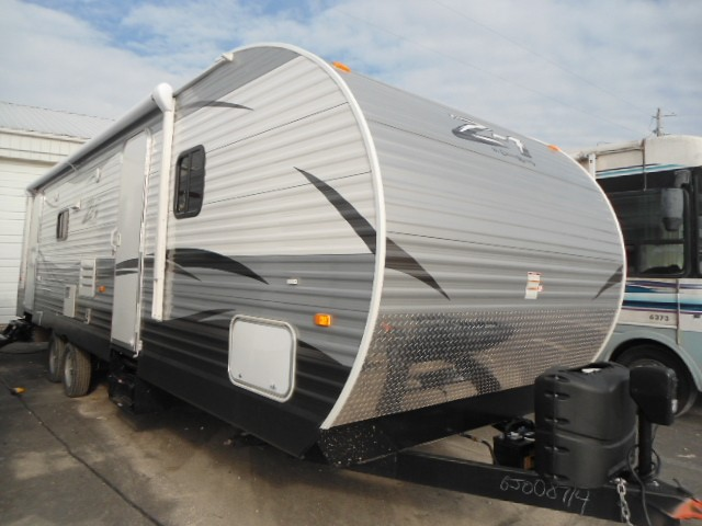 2005 Crossroads Cruiser 29FK