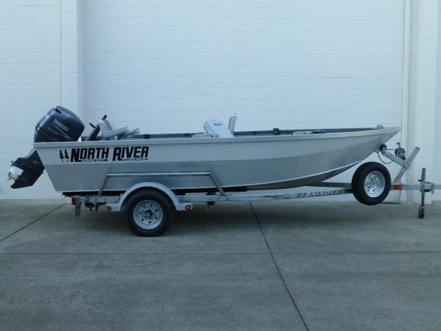 2004 North River Revenge