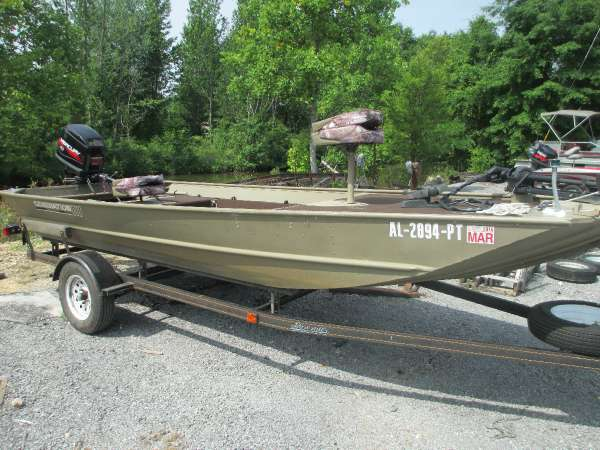 1995 G3 BOATS 17 Maverick
