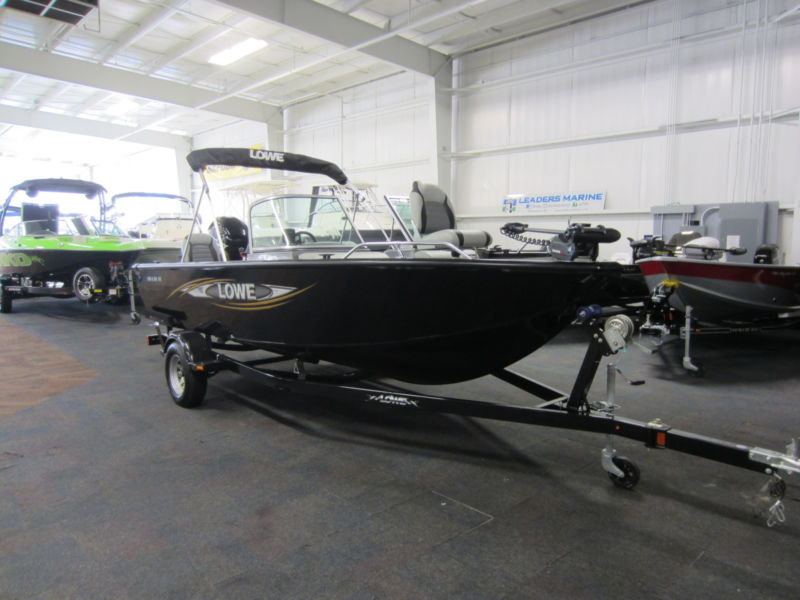 2014 Lowe Fish and Ski 175 With 90 hp Mercury Outboard! Only 1 Hour!