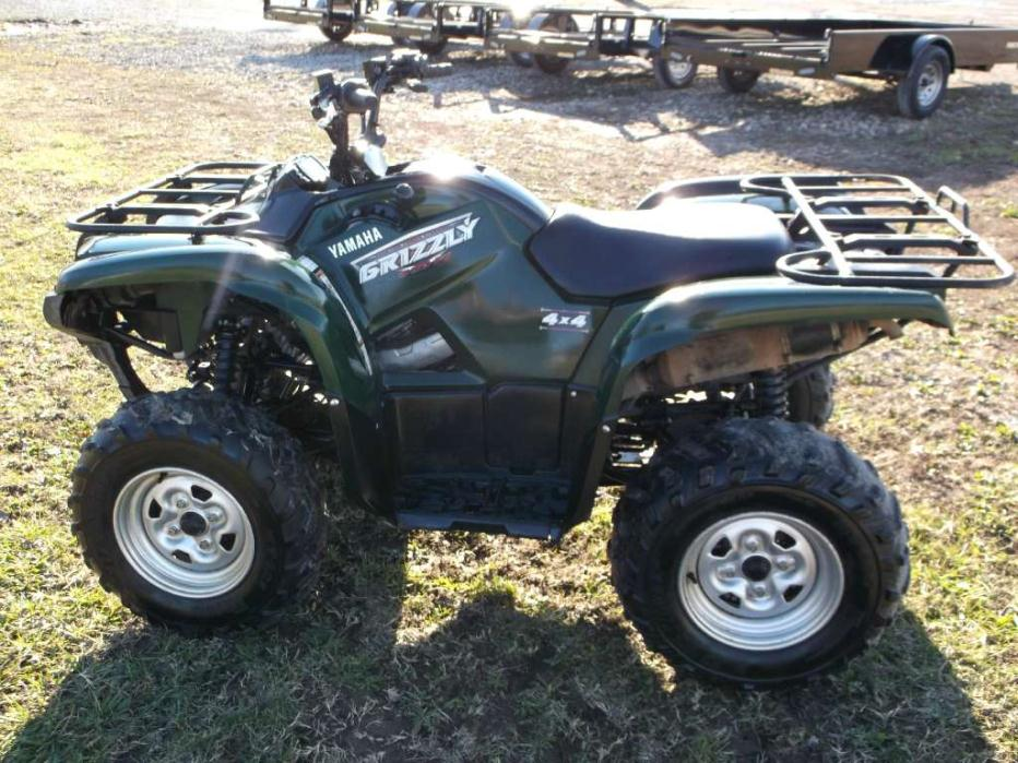2007 yamaha grizzly 660 motorcycles for sale. Black Bedroom Furniture Sets. Home Design Ideas