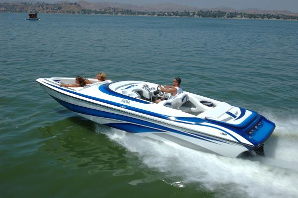 2016 ESSEX PERFORMANCE BOATS Raven