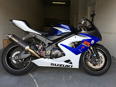 2005 Gsxr 1000 Upgrades Motorcycles for sale