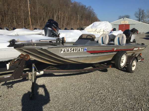 1988 Bass Tracker Boats for sale
