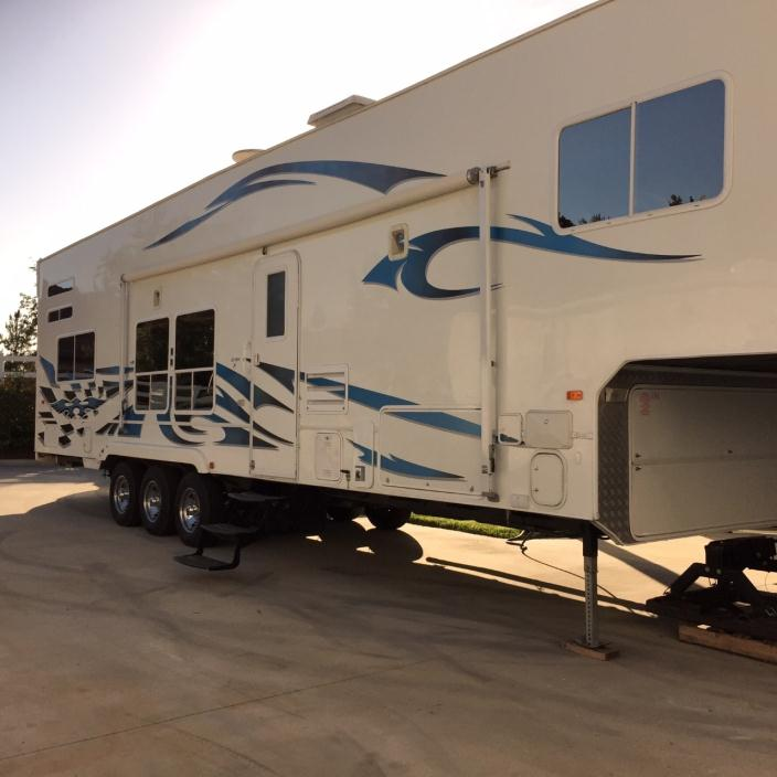 2007 Weekend Warrior 3505 Le