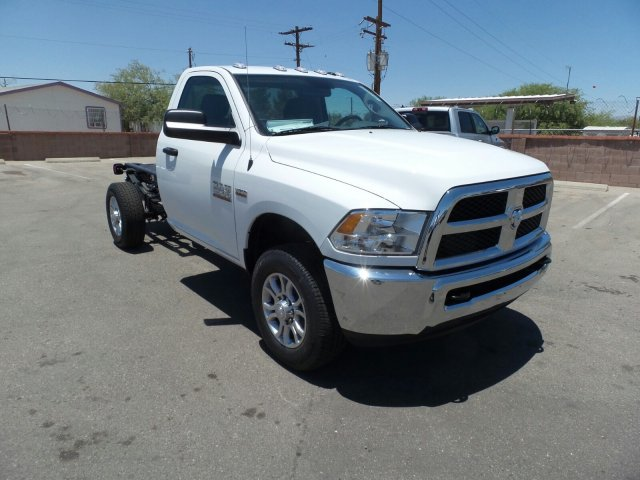 2015 Ram 3500 Chassis