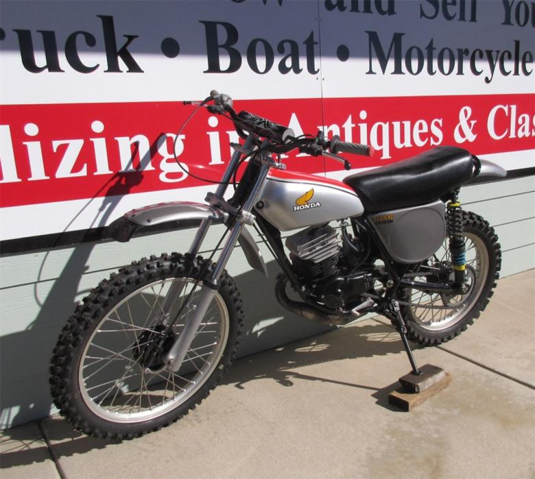1974 Honda Elsinore 125 Motorcycles for sale