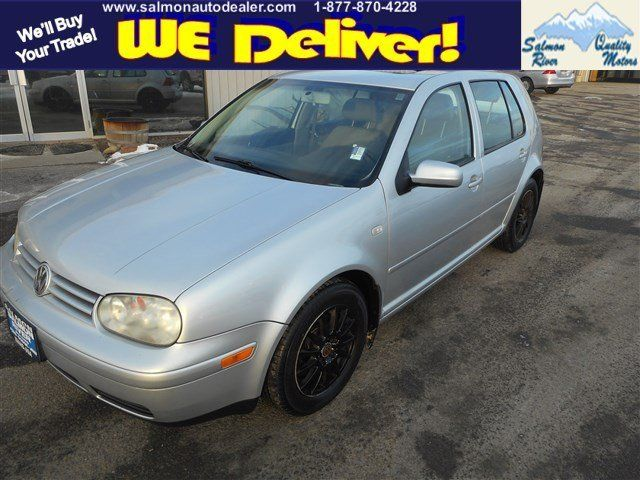 2004 Volkswagen Golf Sedan GLS