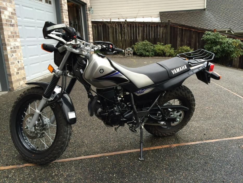 2005 Yamaha Tw200 200