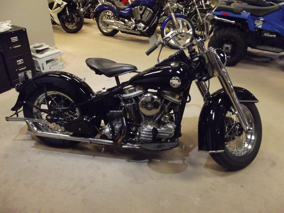 Harley Davidson Panhead motorcycles for sale in Lafayette, Indiana