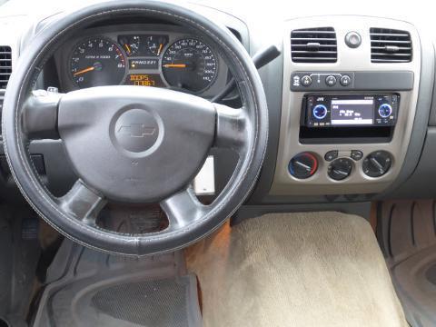 2005 CHEVROLET COLORADO 4 DOOR CREW CAB SHORT BED TRUCK