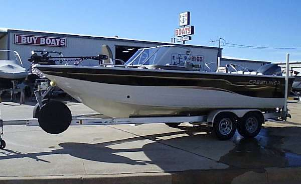 2005 Crestliner Sportfish 2150 OB