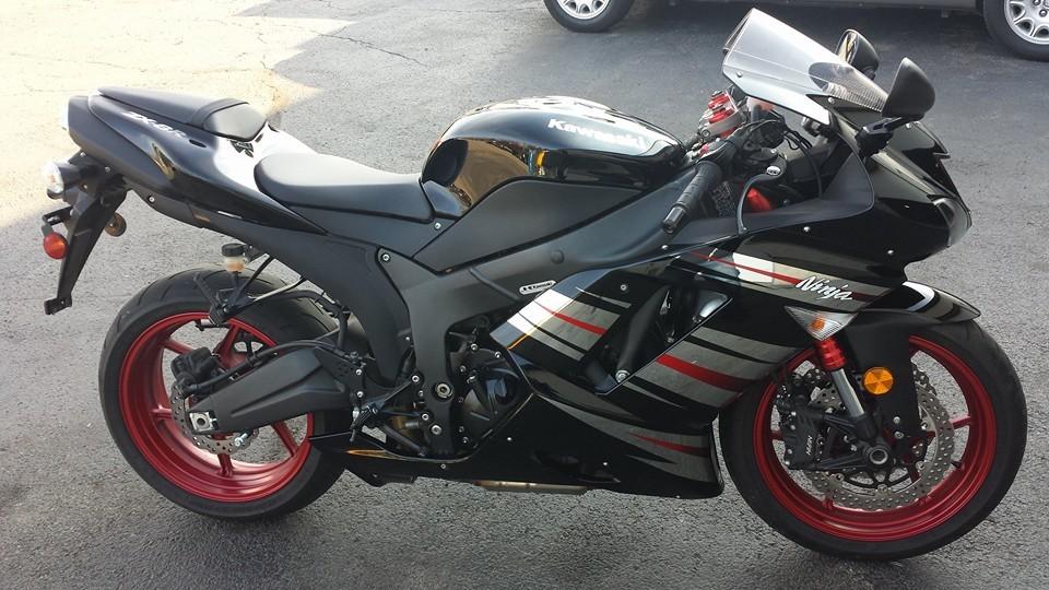 Kawasaki Ninja R Best Lowering Kit