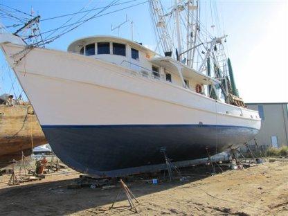 1976 Landry Shrimper/ Trawler