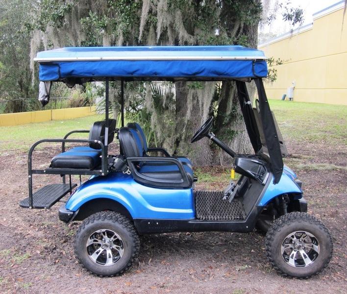 2008 Yamaha Golf Cart