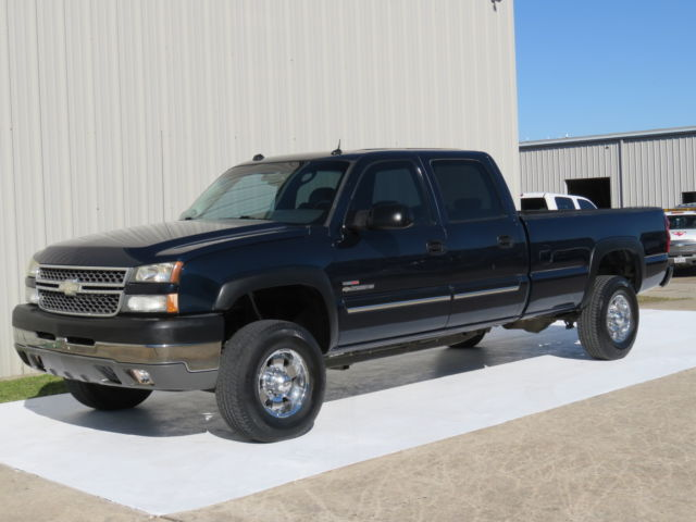 2005 chevrolet silverado 2500hd cars for sale in houston texas. Black Bedroom Furniture Sets. Home Design Ideas
