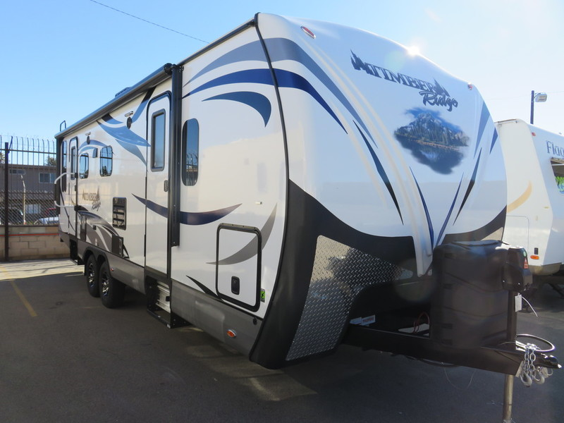 2016 Outdoors Rv TIMBER RIDGE 250RDS