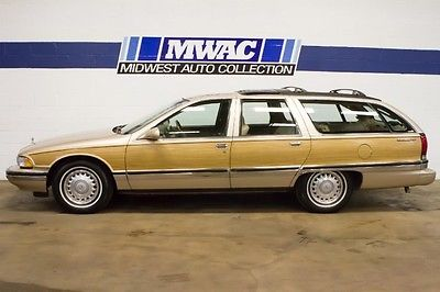 Buick: Roadmaster Estate Wagon Wagon 4-Door 2 owner heated seats clean vista roof 3 rd row