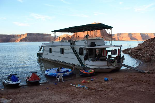 Lazy Days Houseboat Boats For Sale