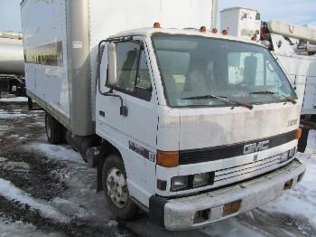 1993 Gmc 4000
