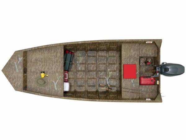 2016 G3 Jon Boats 1548 VBW