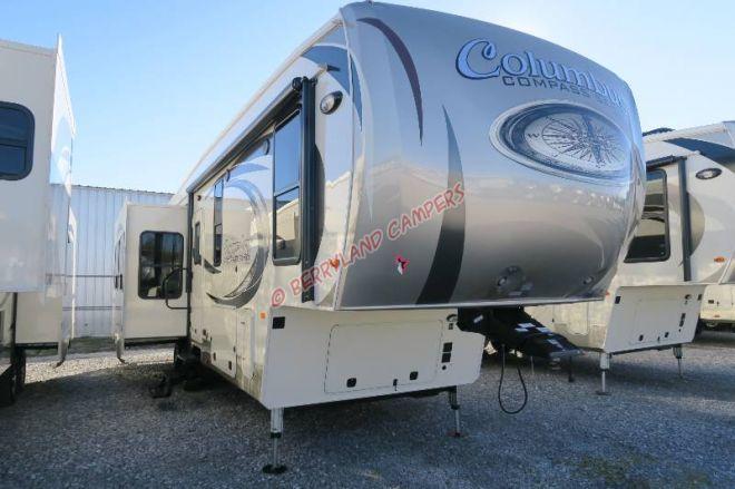 2016 Palomino Columbus 325RL