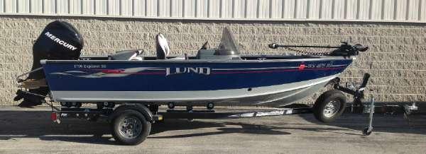 2007 Lund 1700 Explorer SS