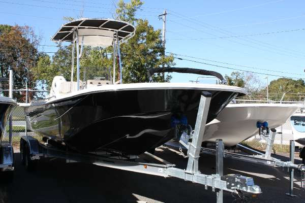 2015 Carolina Skiff DLV 258