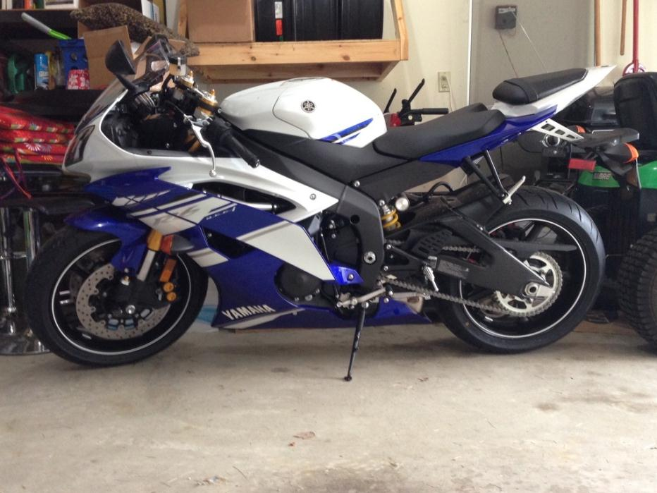 Yamaha yzf r6 motorcycles for sale in mooresville indiana for Yamaha motorcycle dealers indiana
