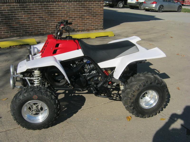 2001 Yamaha Kodiak 400 2x4