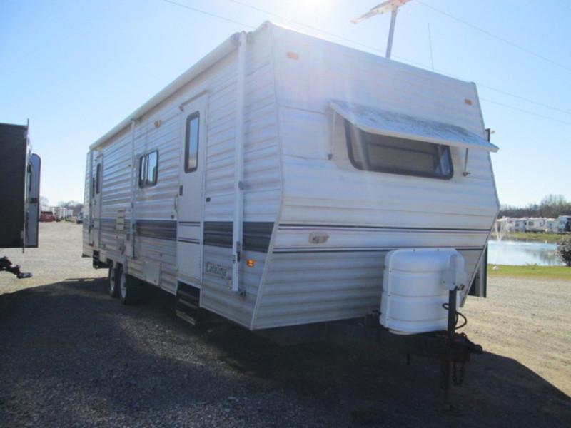 Coachmen Catalina 338fl Rvs For Sale