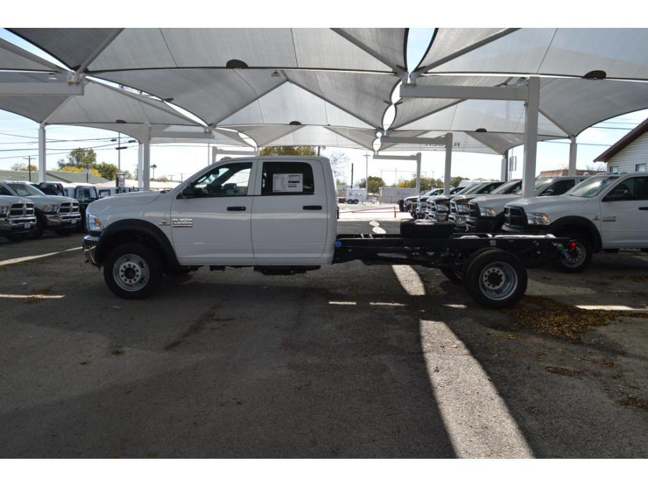 2015 Ram 4500 Chassis