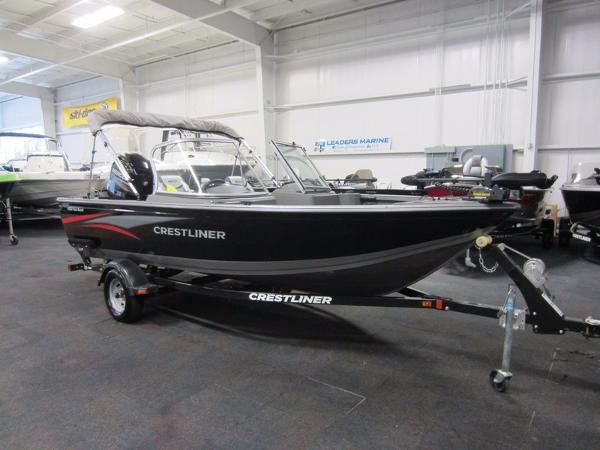 2014 Crestliner Fish Hawk 1650 WT