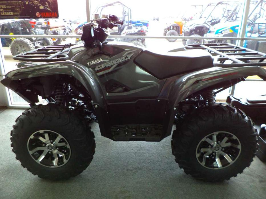 Yamaha grizzly eps motorcycles for sale in pasadena texas for Yamaha of pasadena