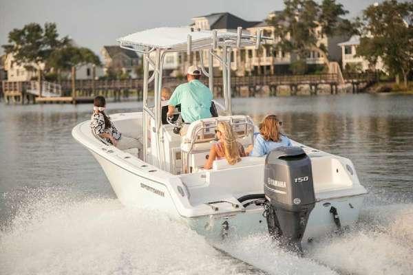 2016 Sportsman Boats 212 Open Center Console