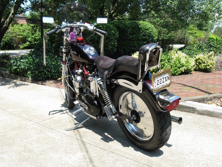 2002 Harley-Davidson Sportster 883 CUSTOM